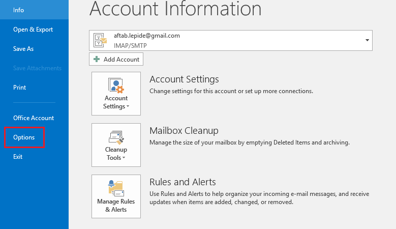 "Fixing ""0x80004005: The operation failed"" error in MS Outlook"