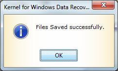 recovery process start