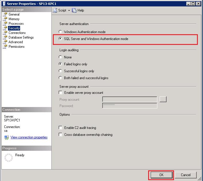 How to resolve the login failure SQL Server error code – 18456