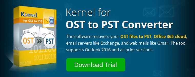 How to re-create and recover damaged OST file in Outlook