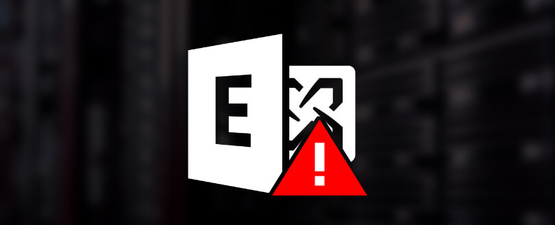 "Resolution to Exchange Information Store Error: ""Unable to"