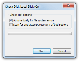 How to repair cyclic redundancy check (crc) errors using