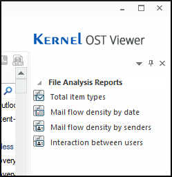 generate a File Analysis Report