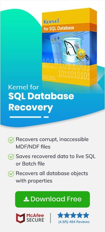 Tips To Recover SQL Database From Suspect Mode