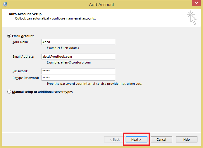 Resolve Outlook Password Prompt Issue