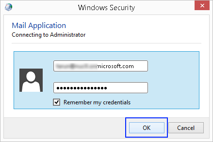 Enter Office 365 Login ID and Password