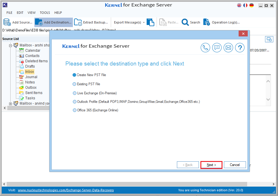 Simple Methods to Recover Deleted Mailboxes in Exchange 2016