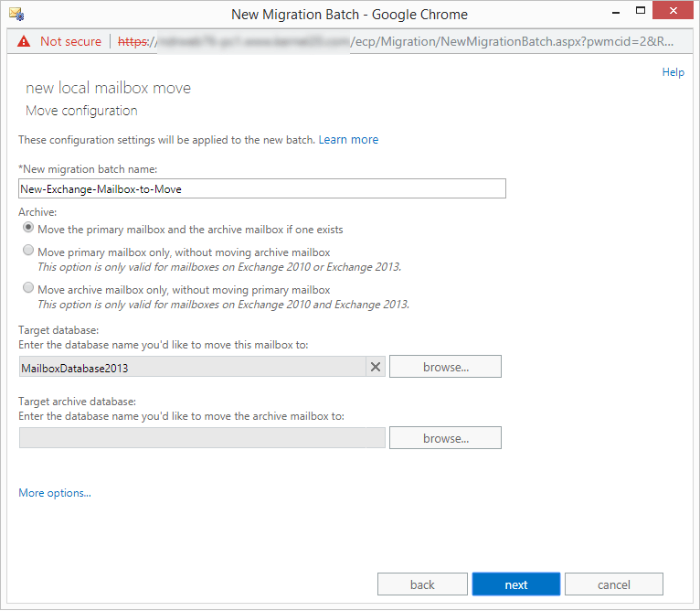 Exchange 2013 Ecp Not Logging In