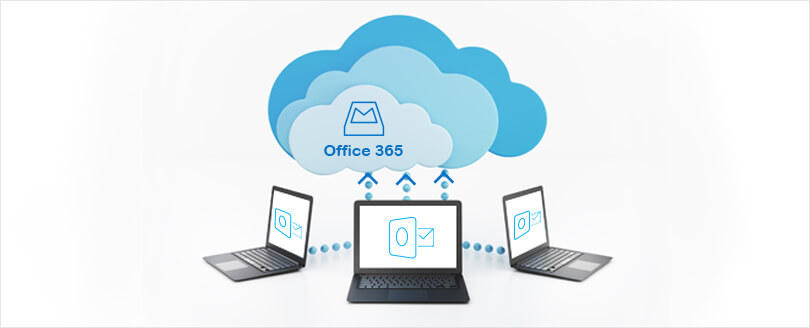Two Easy Ways to Migrate Outlook Emails to Office 365 Mailbox