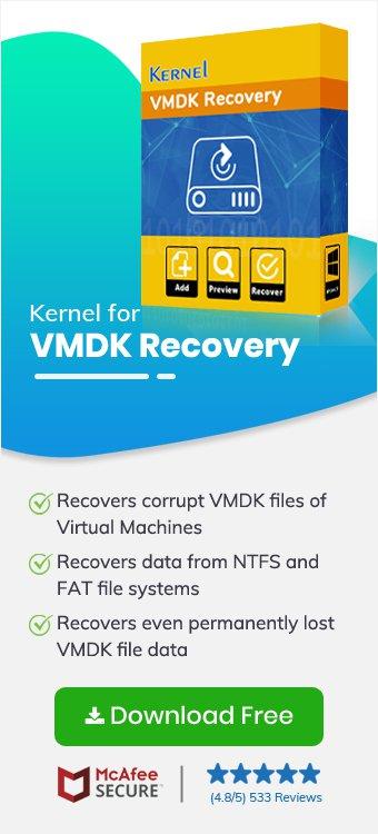 How to Convert VMware VMDK to VHD Files?