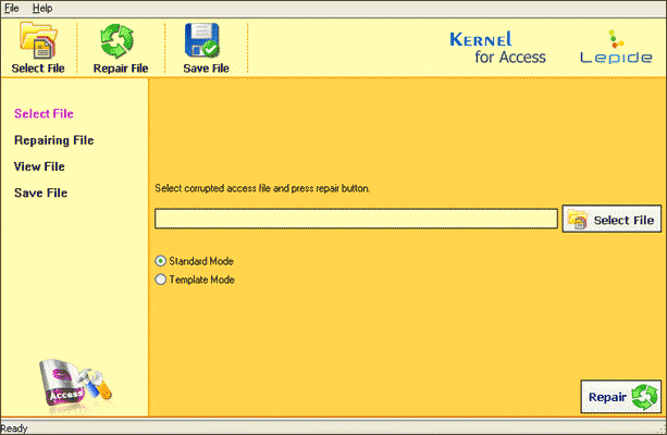 Access Database Repair software