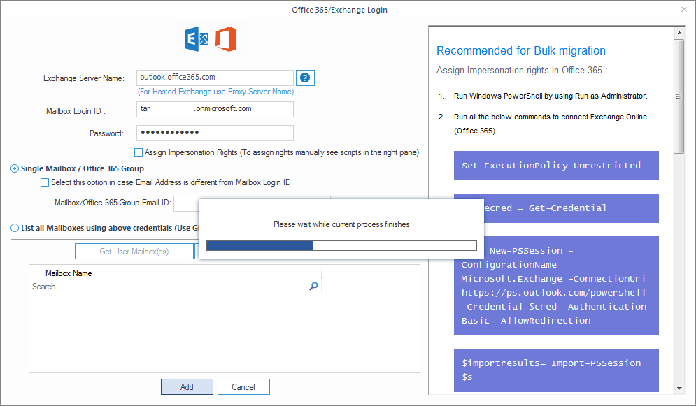 How to Migrate Office 365 to Hosted Exchange?