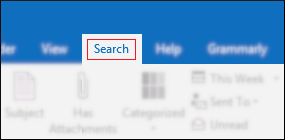 switch search tab