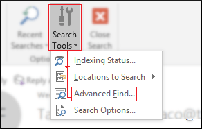 select find option