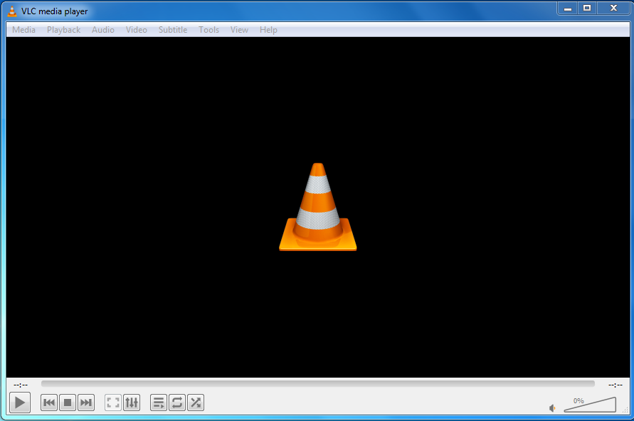 Open with VLC