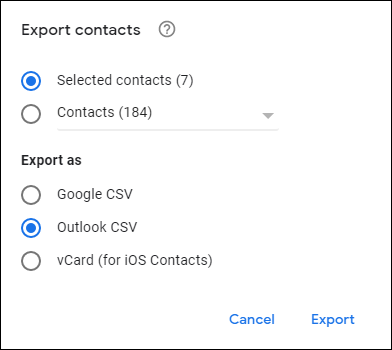 Download CSV file