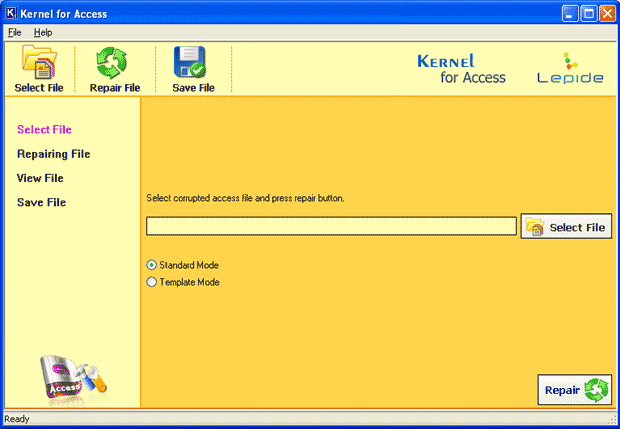 Kernel for Access Recovery