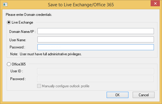 Provide details about Live Exchange and Office 365