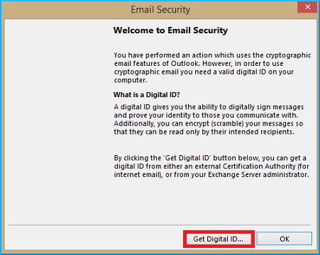 Get Digital ID