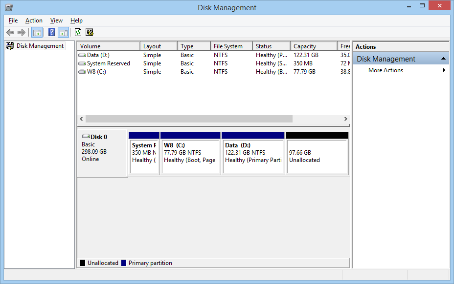 VHD file is removed from the system drive
