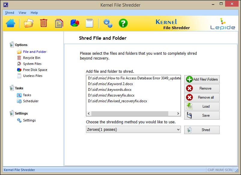 7 Best File Eraser Software For Windows In 2020 2021
