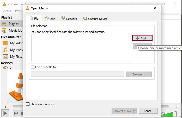 add MOV files