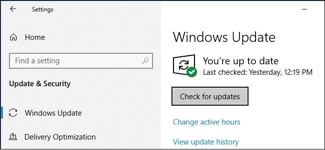 system restart is done
