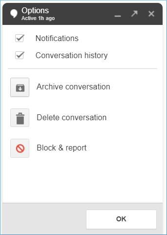 Archive Conversation