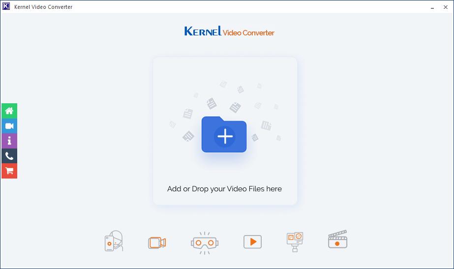 add 3GP video files