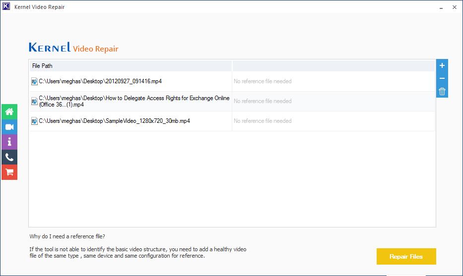 Mp4 Dateien Reparieren