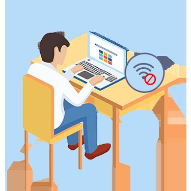 Employee Desktop Live Viewer Software to Monitor Employee Desktop