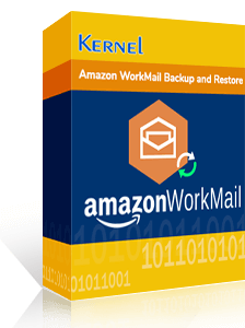 Kernel Amazon WorkMail Backup & Restore