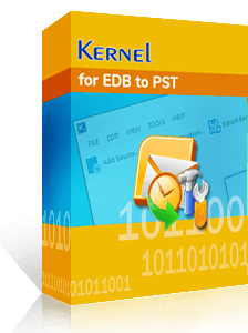 Kernel for EDB to PST Converter