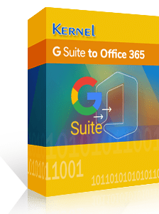 Kernel G Suite to Office 365