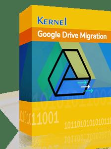 Kernel Google Drive Migration