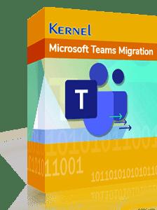 Kernel Microsoft Teams Migration
