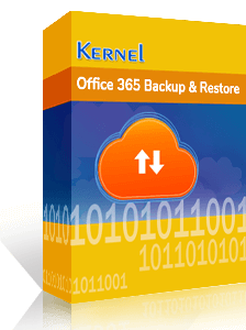 Kernel Office 365 Backup & Restore