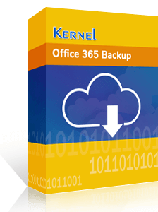 Kernel Office 365 Backup