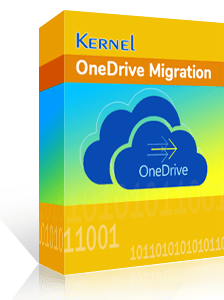 Kernel OneDrive Migration Tool
