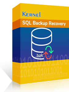Kernel SQL Backup Recovery