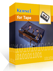 Kernel for Tape Data Recovery