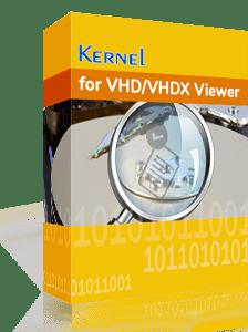 Kernel VHD/VHDX Viewer
