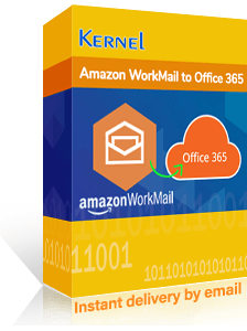 Kernel Amazon WorkMail to Office 365