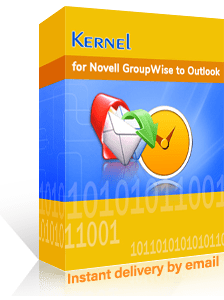 Kernel for  GroupWise to Outlook