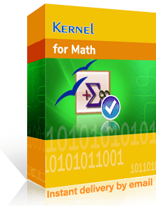 Kernel for Math Recovery