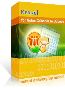Kernel for Notes Calendar to Outlook