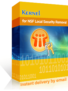 Kernel for NSF Local Security Removal