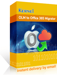 Kernel OLM to Office 365