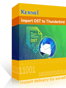 Kernel Import OST to Thunderbird Box