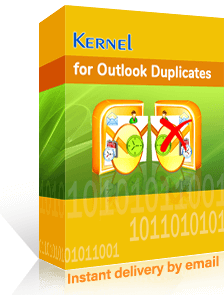 Kernel for Outlook Duplicates Remover